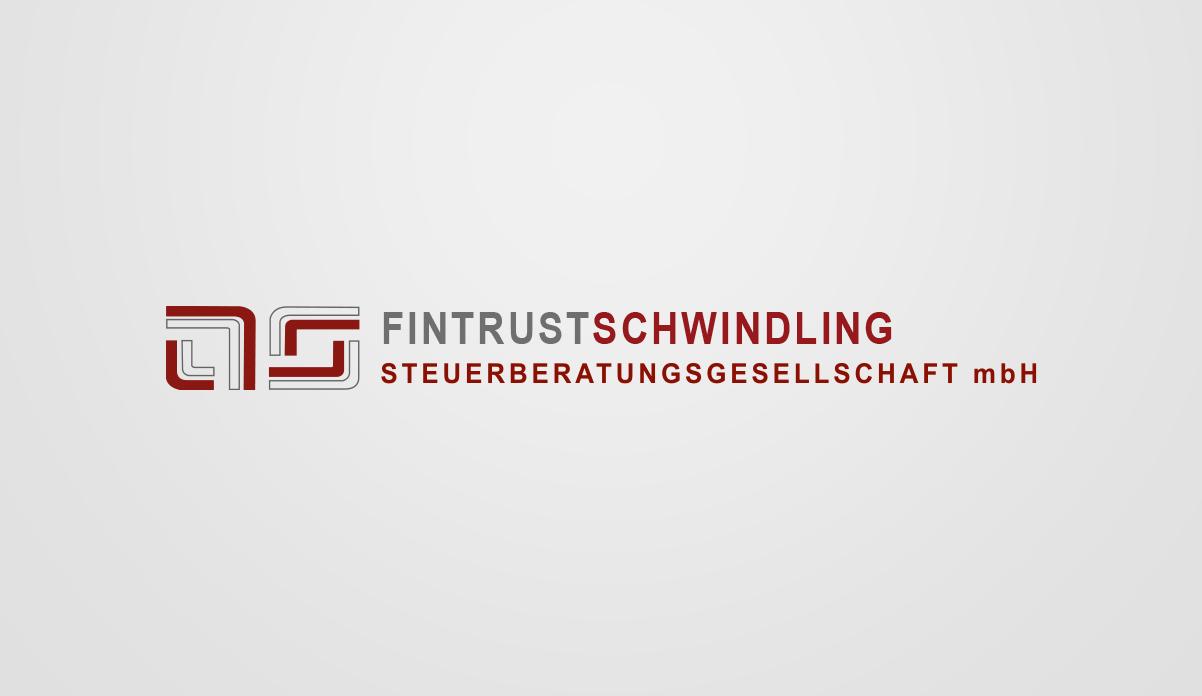 Fintrust_Schwindling_Steuerberatungsgesellschaft_mbH_Logo_Designgraphy